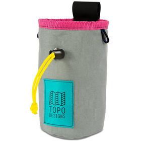 Topo Designs Bolsa de Tiza, silver/pink